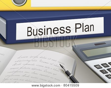 Business Plan Binders