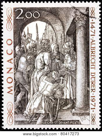 Albrecht Durer Stamp