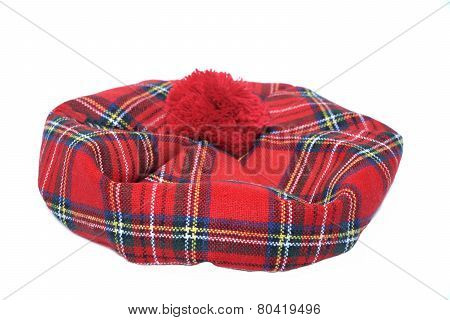 Traditional Scottish Bonnet.