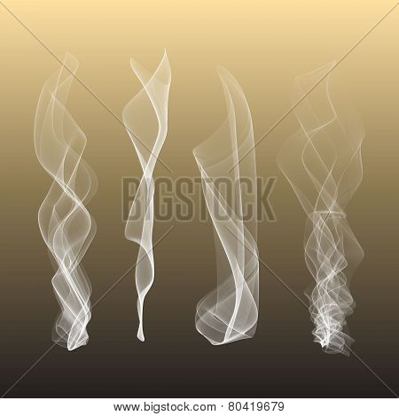 Smoke background vector, steam, isgenerated, liquidolated, fog,