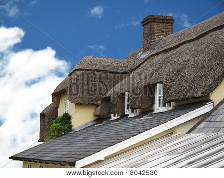 Architecture Thatched Roof