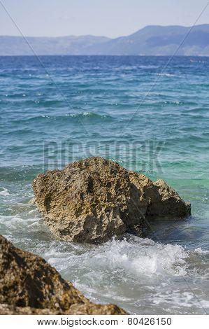 Adriatic Sea. Croatia.