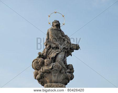 Historic Stone Sculpture