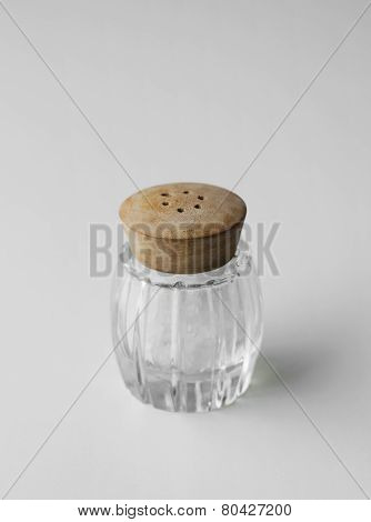 Rustic Salt Shaker