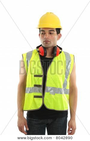 Builder, Carpenter, Construction Worker