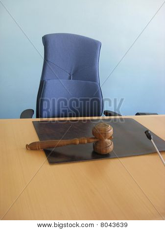 The Court Desk