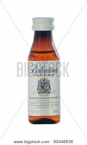 Scotch Whisky Ballantines