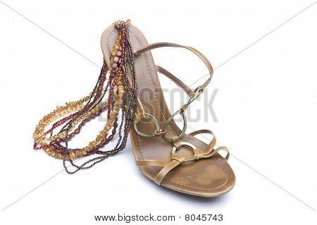 Shoe And Jewelery