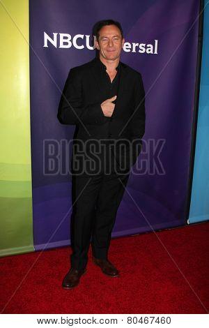 LOS ANGELES - JAN 15:  Jason Isaacs at the NBCUniversal Cable TCA Winter 2015 at a The Langham Huntington Hotel on January 15, 2015 in Pasadena, CA