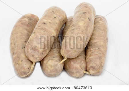 Pork and Bramley Apple Sausage