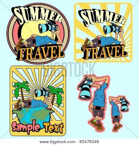 Summer Travel Set