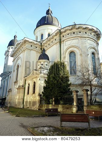 The Church of the Transfiguration in Lviv