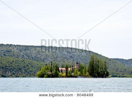 Visovac, Croatia
