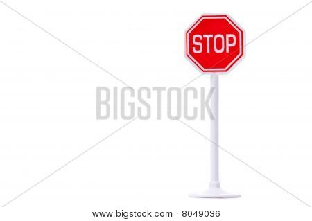 "Traffic Sign ""stop"""