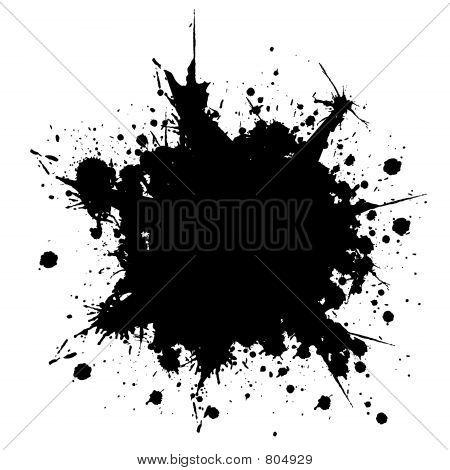 schwarz grunge