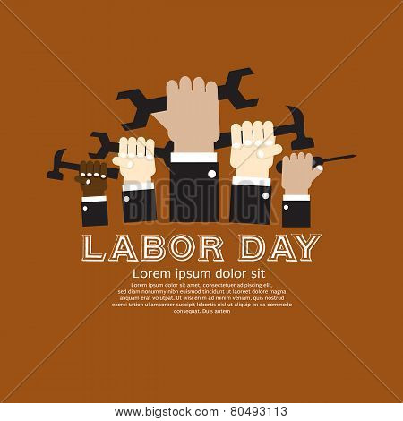Labor Day Conceptual.