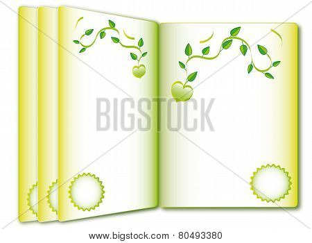 Biological notebook