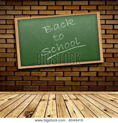 zurück in die Schule!