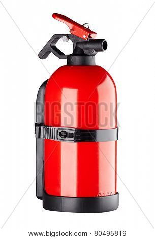 Handy fire extinguisher