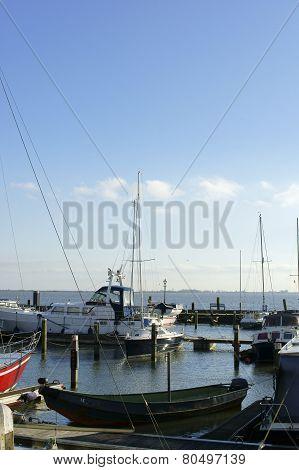 Harbor Volendam