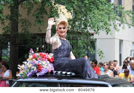 Nyc Lgbt Gay Pride March 2010