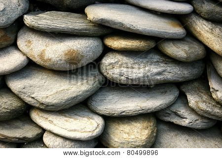 Texture pattern background, stones and rocks