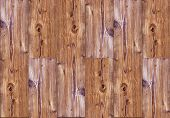 picture of laminate  - Seamless wood laminated parquet floor texture pattern as interior design background - JPG
