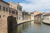 foto of ferrara  - Comacchio  - JPG