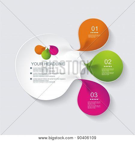 Modern Design From Spiral Banners.