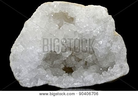 Clear Quartz Geode