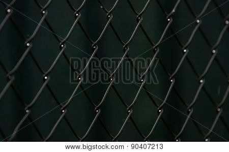 Cage Or Fence Pattern
