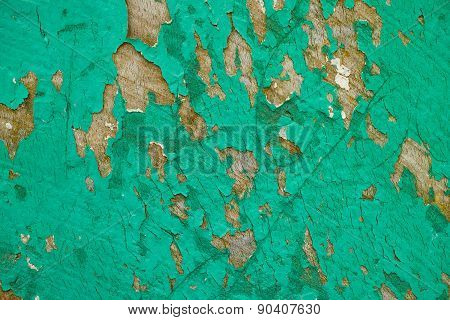 Paint Cracking Or Flaking