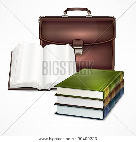 Bag And Book