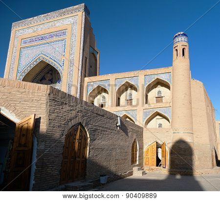 Alloquli Khan Medressa - Khiva - Uzbekistan