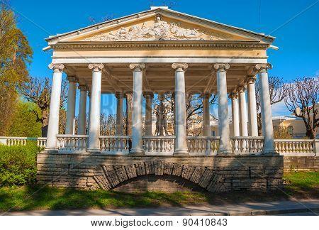 Pavlovsk Park in St. Petersburg