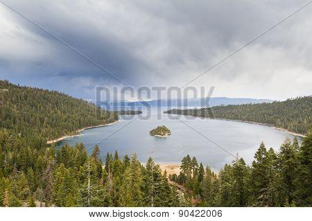 Fannette Island, Lake Tahoe