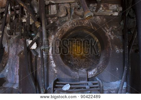 Old Coal Blast Furnace
