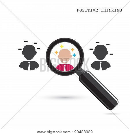 Search For An Employee. Looking For Positive Thinker. Looking For Talent.