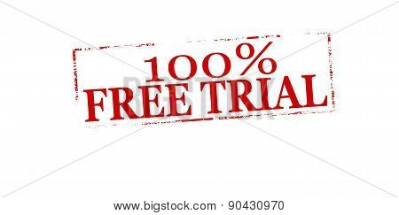 One Hundred Percent Free Trial
