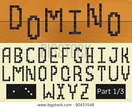 Domino Alphabet 1.1