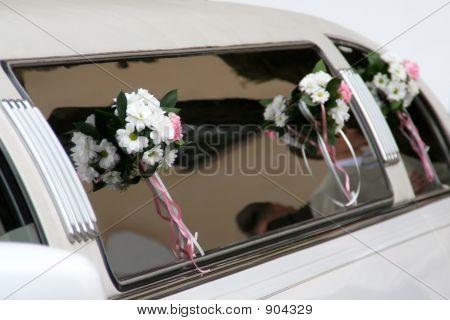 Decorated Limousine