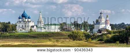 Suzdal. Golden Ring Of Russia