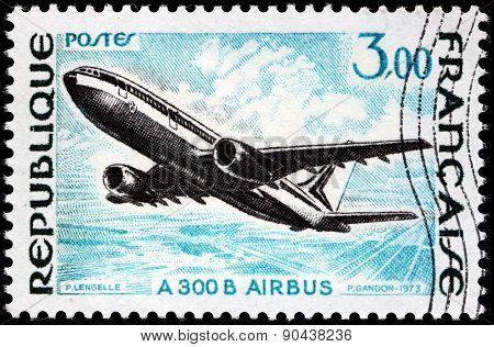 Airbus Stamp