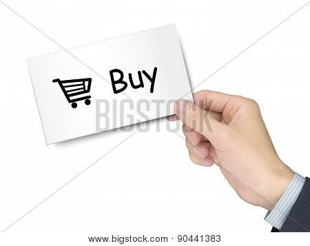 Buy Card In Hand