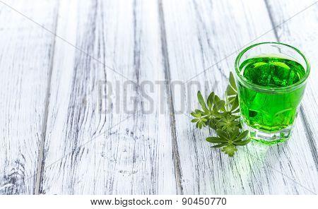 Woodruff Liqueur