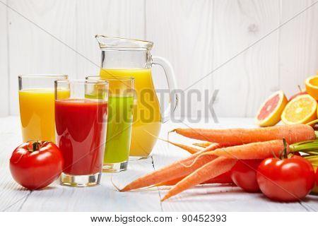 Detox food