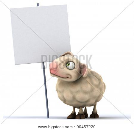 Fun sheep
