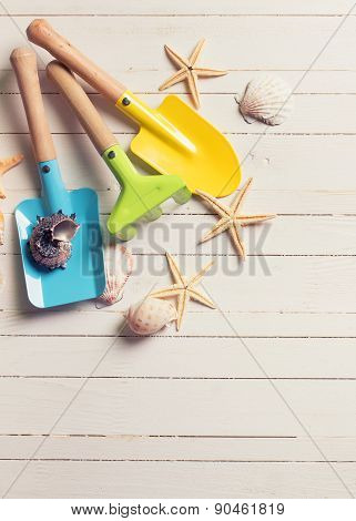 Kids Tools For Sand