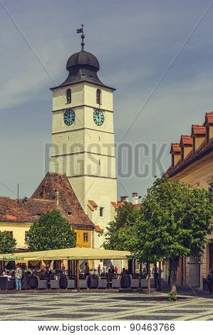 The Council Tower, Sibiu, Romania
