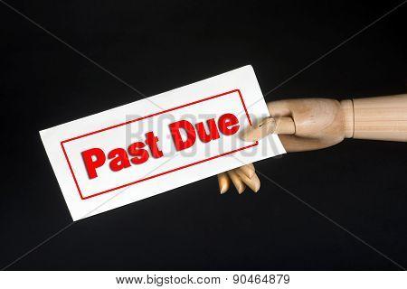 Past Due.